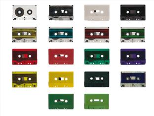 cassette vierge. Black Bedroom Furniture Sets. Home Design Ideas