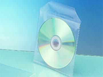 Pochettes Plastiques transparentes
